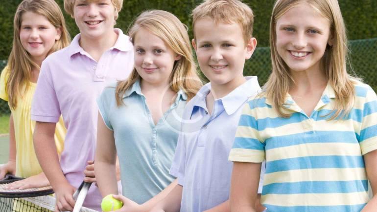 Children Tennis Introduction